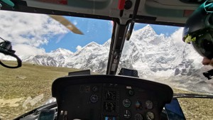 Everest Base Camp Helicopter Tour with Gokyo (from Kathmandu)