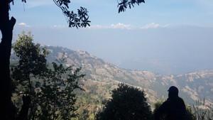 Trail Hike - Nagarkot to Dhulikhel