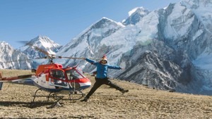 Helicopter Tour to Everest Base Camp & Gokyo Lakes